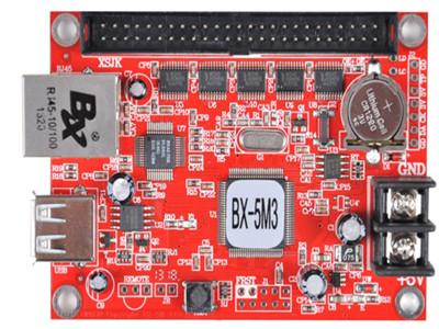 BX-5M3LED控制器卡
