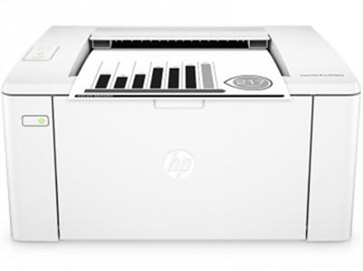 HP LASERJET PRO M104W黑白打印机