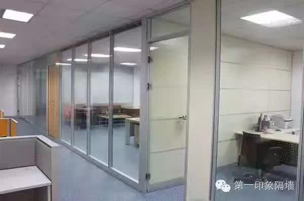 办公室隔断装修改善办公环境提高效率你知道吗
