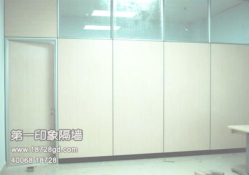 双玻百叶玻璃隔断.