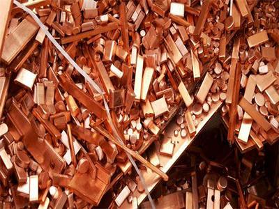 有色金属废料回收