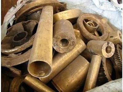 乌鲁木齐回收有色金属废料
