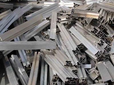 工厂废铝回收