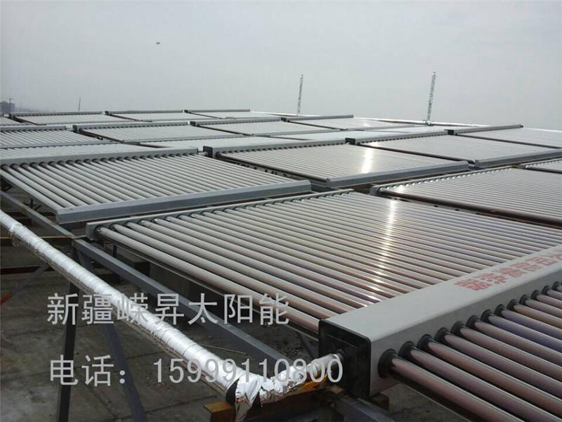 太阳能热水工程采暖