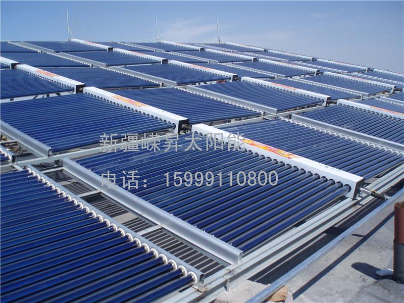 乌鲁木齐太阳能热水工程采暖