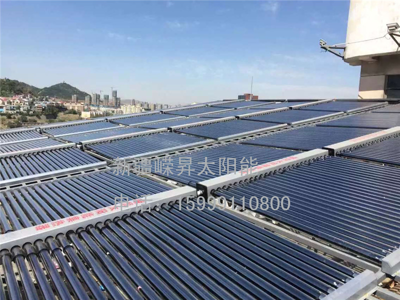新疆太阳能热水工程采暖