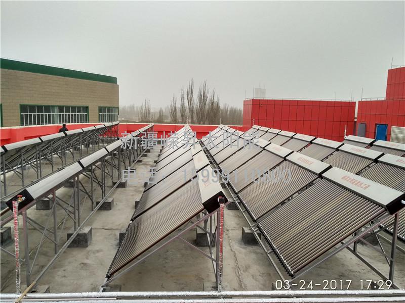 太阳能工程安装