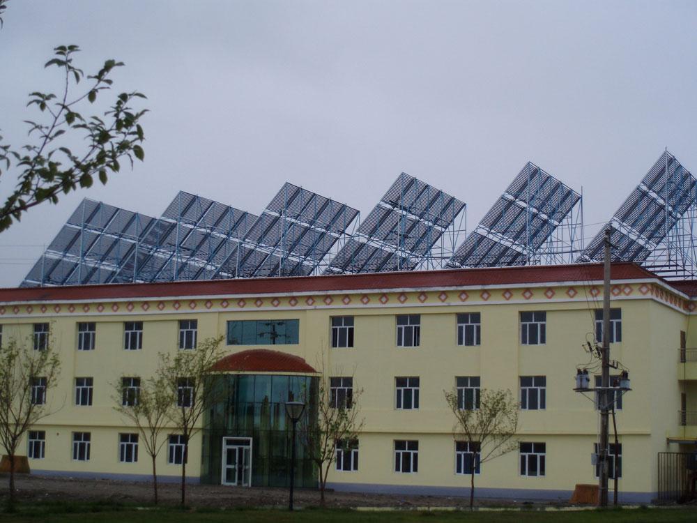 工程太阳能热水器