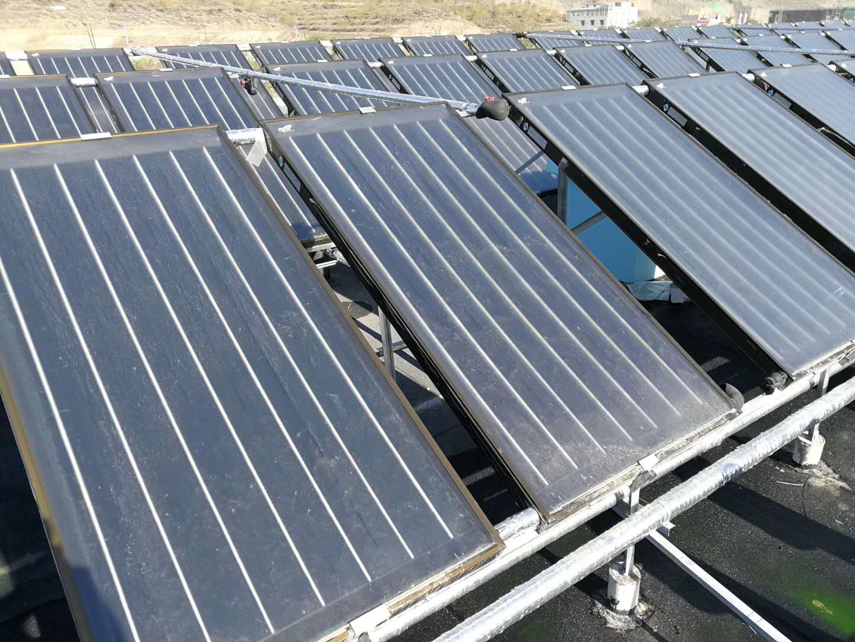 乌鲁木齐一幼儿园太阳能集中采暖工程