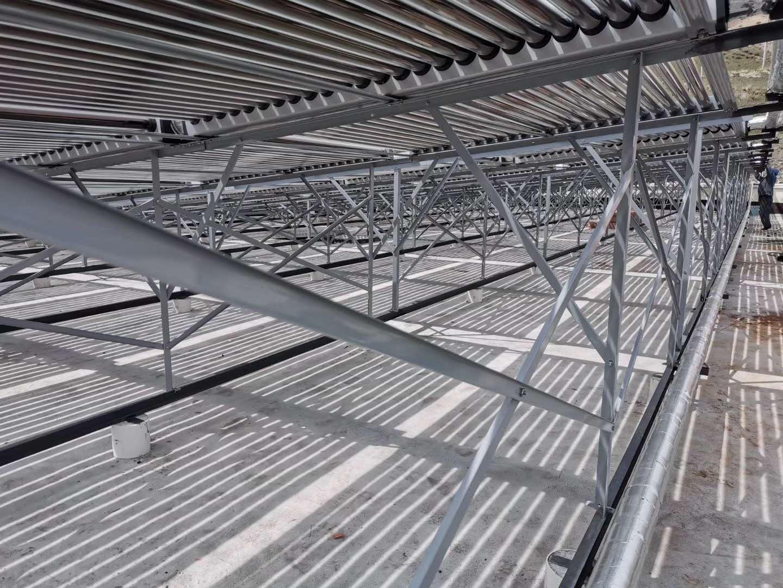 中煤能源新疆天山煤电有限责任公司太阳能集热设备