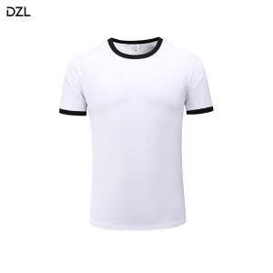 短袖T恤印花服装定制