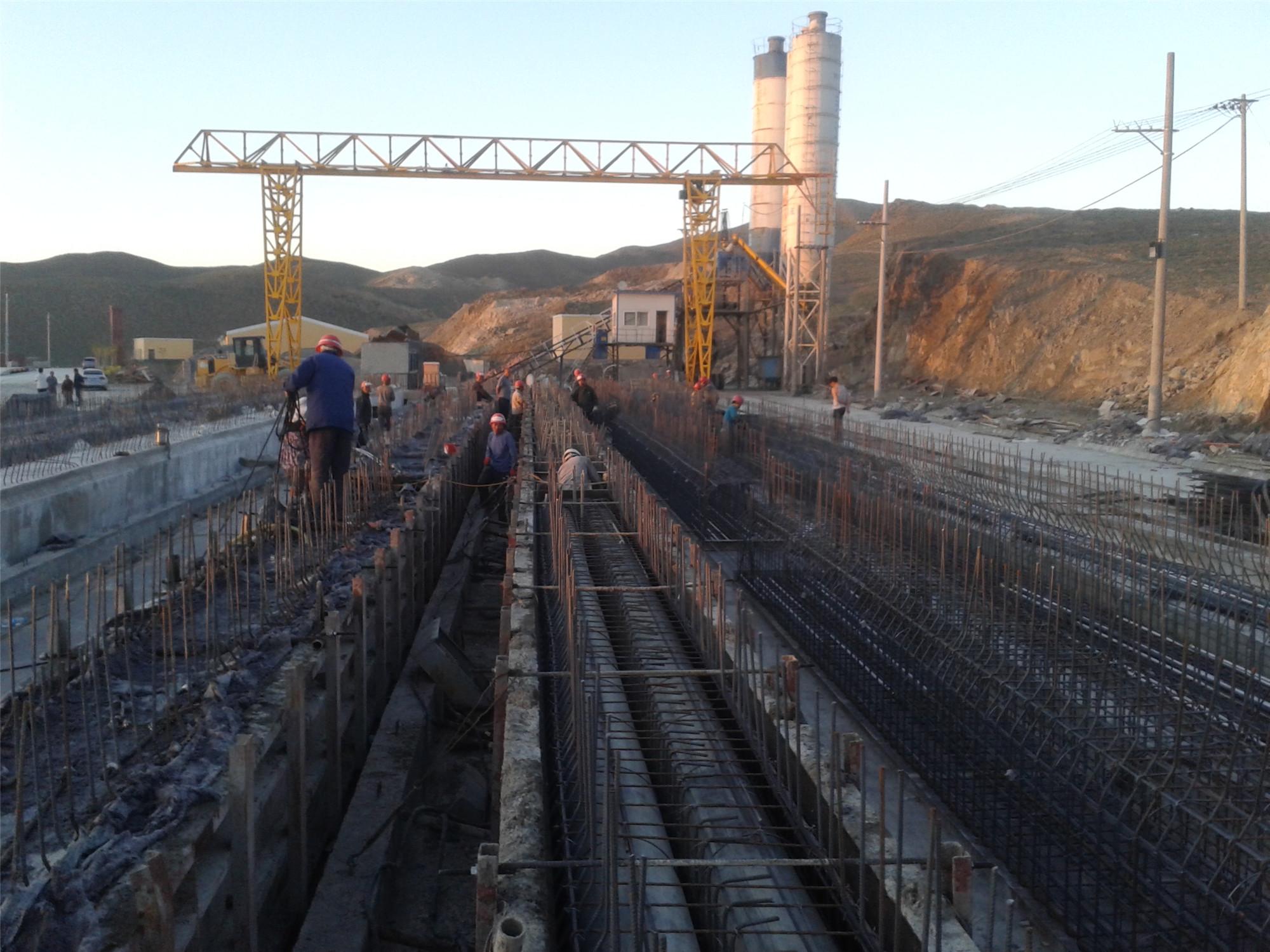 混凝土高架粱施工方案