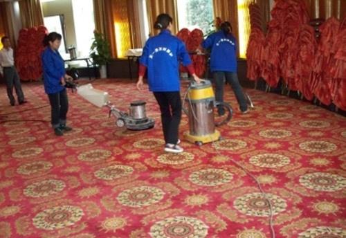 乌鲁木齐地毯清洗