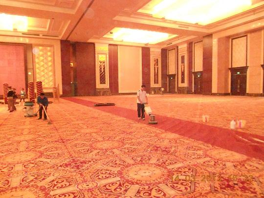 乌鲁木齐地毯清洗公司