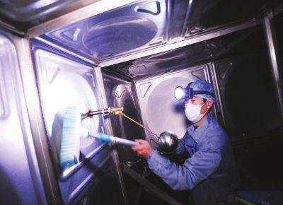 乌鲁木齐水箱清洗公司
