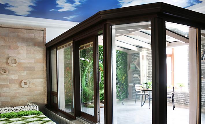 乌鲁木齐阳光房如何自己设计阳台