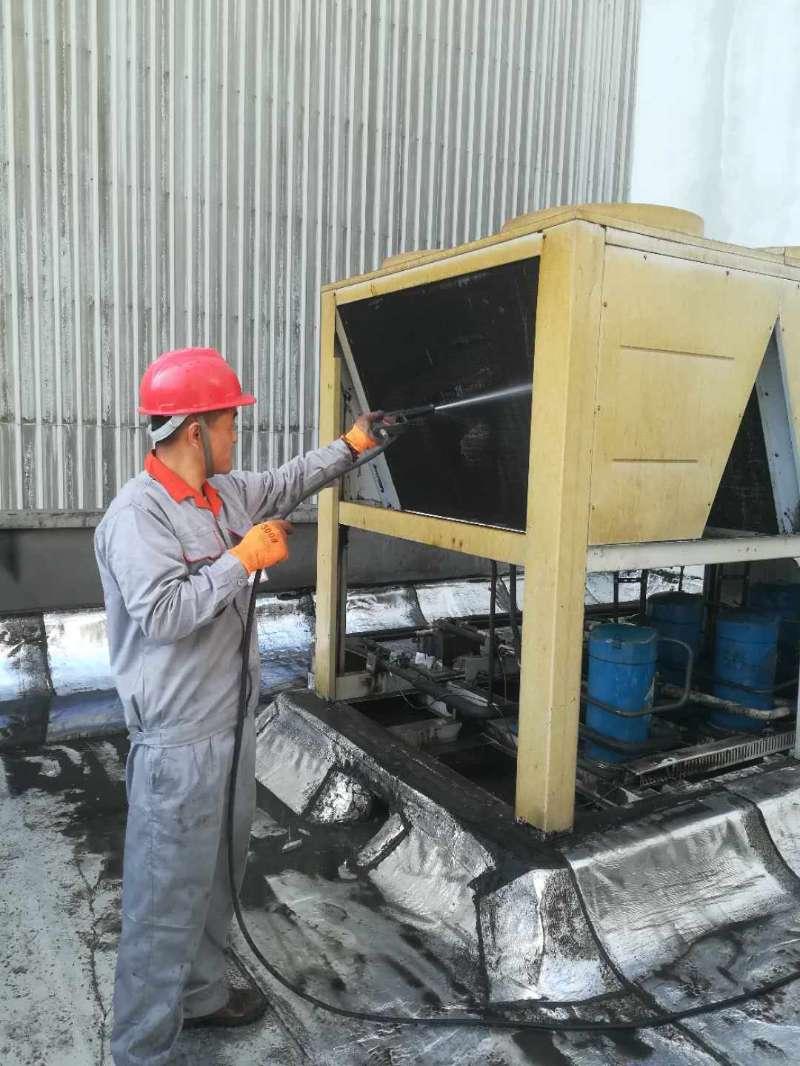 新疆中央空调清洗常用的氧化剂