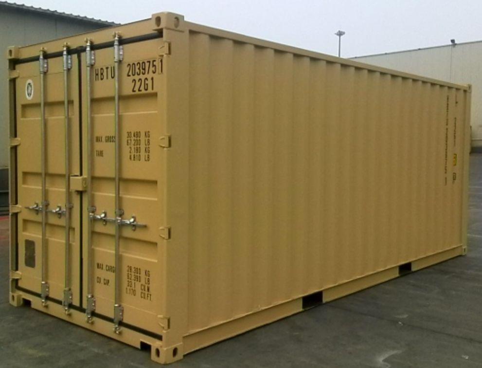 干货!国际货运物流集装箱大小尺寸