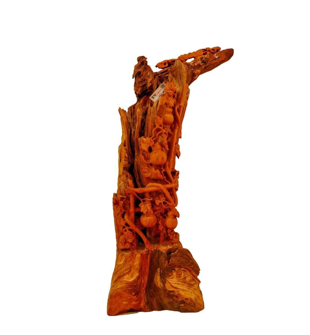 體現根雕藝術品價值的地方都有哪些