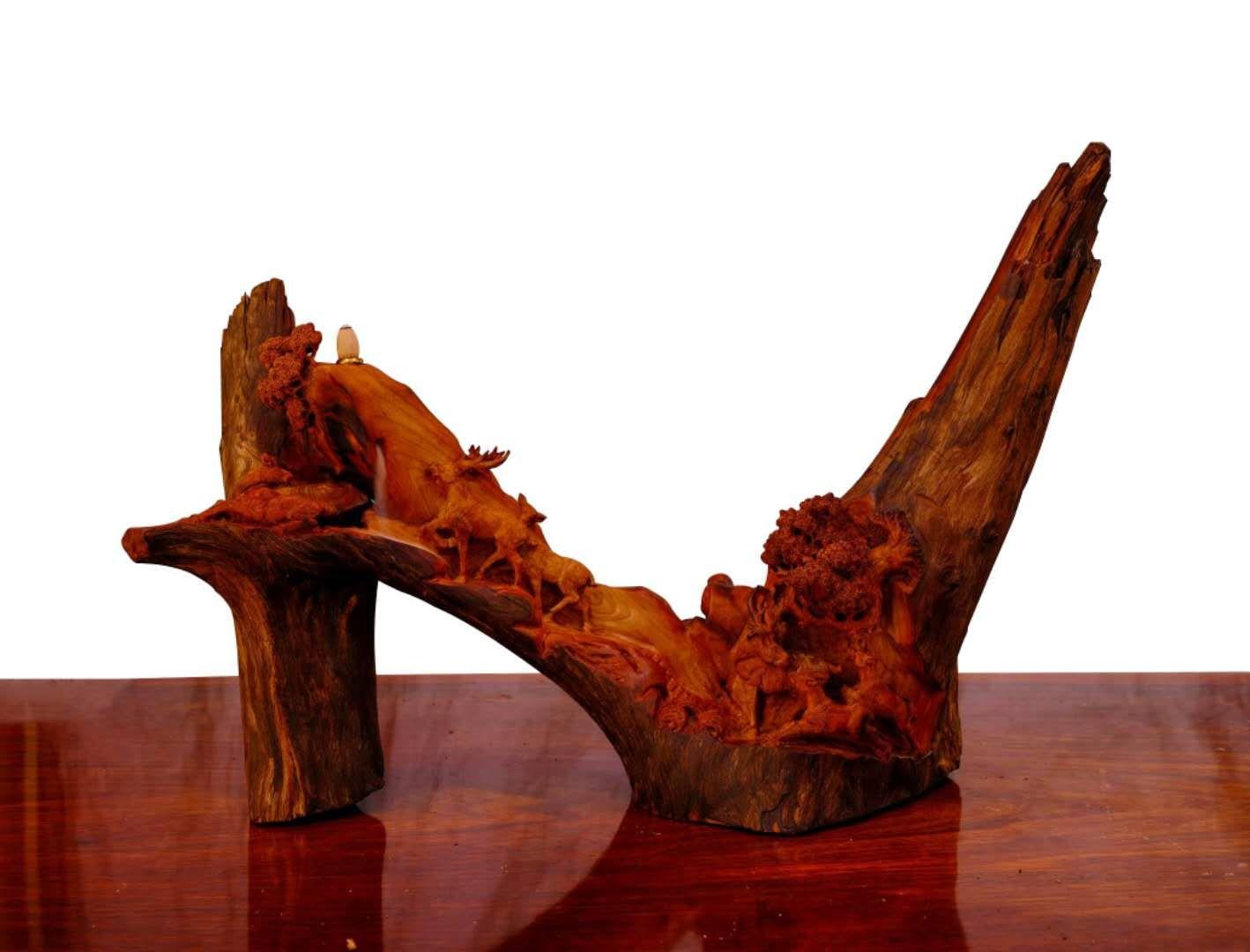 根雕工藝品的發展歷史是什么