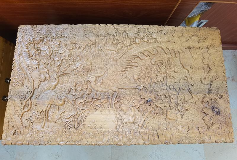 保養根雕工藝品的方法是什么