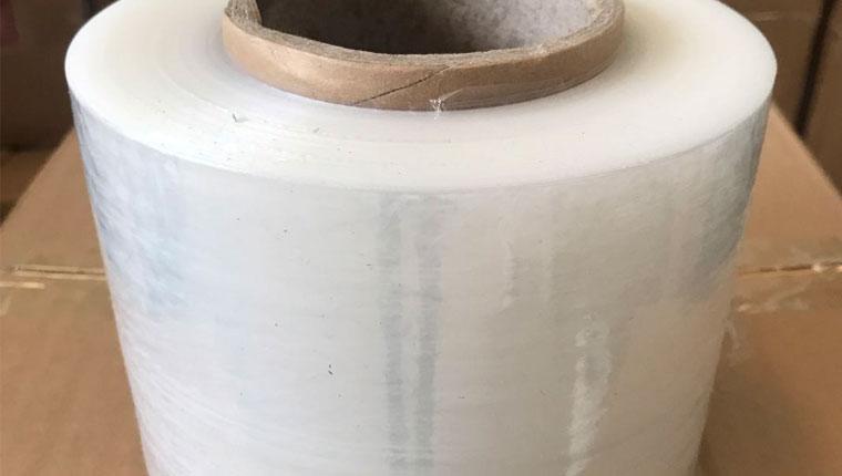 防散落机用拉伸缠绕膜