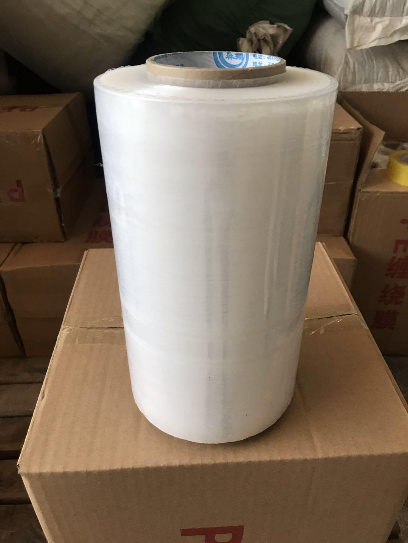 为什么要使用拉伸缠绕膜?拉伸缠绕膜包装的优势