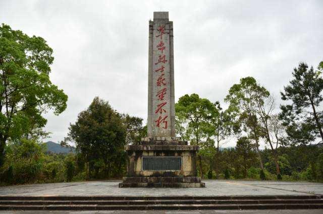 井冈山革命烈士纪念碑