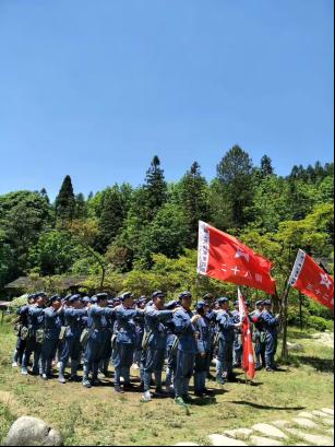 井冈山红色培训
