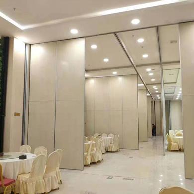 北京酒店活动玻璃隔断安装