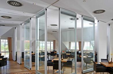 北京活动玻璃隔断有哪些优点
