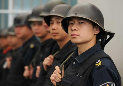 北京押运员