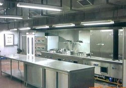 不锈钢厨具展示