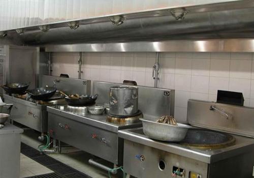 不锈钢厨房设备也需要养护
