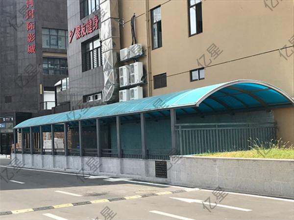 福州新型膜材结构雨棚