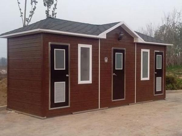 福建装配式钢结构公厕