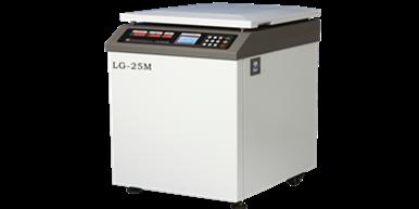 四川蜀科LG-25M高速大容量冷冻离心机