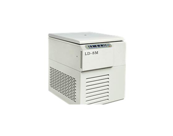 四川蜀科LD-8M超大容量冷冻离心机