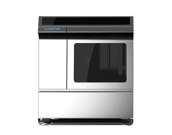 DBT-W-III可视窗全自动实验室洗瓶机