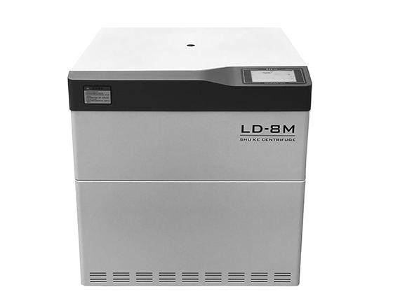 LD-8M超大容量冷冻离心机(新款)