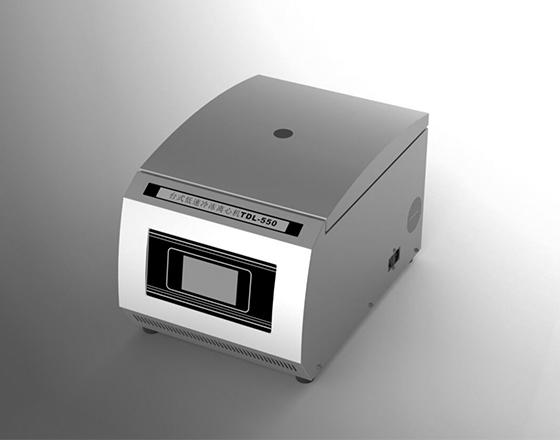 TDL-550台式低速冷冻离心机