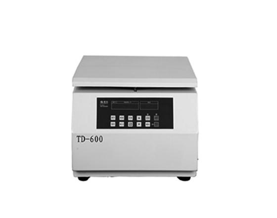 TD-600台式低速离心机