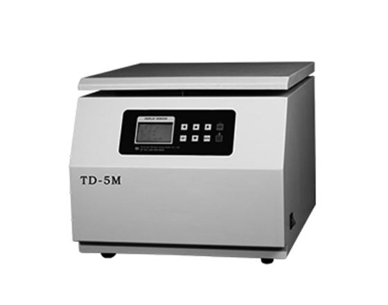 TD-5M台式低速离心机