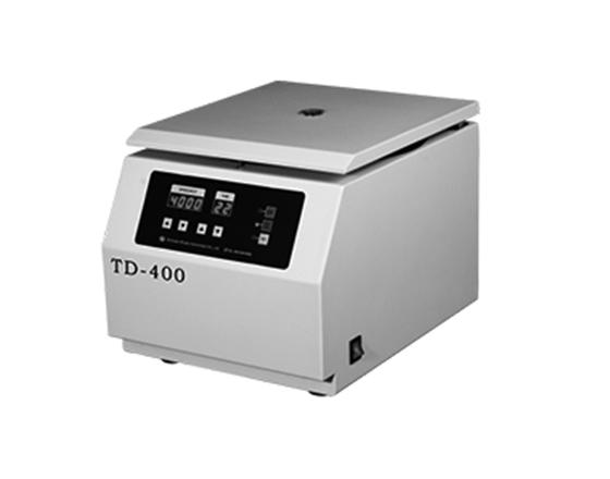 TD-400台式低速离心机