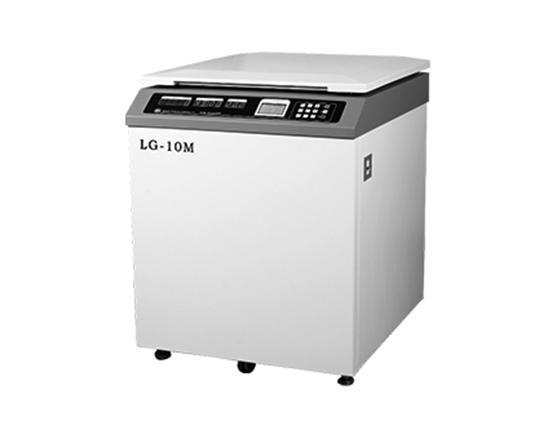 LG-10M立式高速大容量冷冻离心机