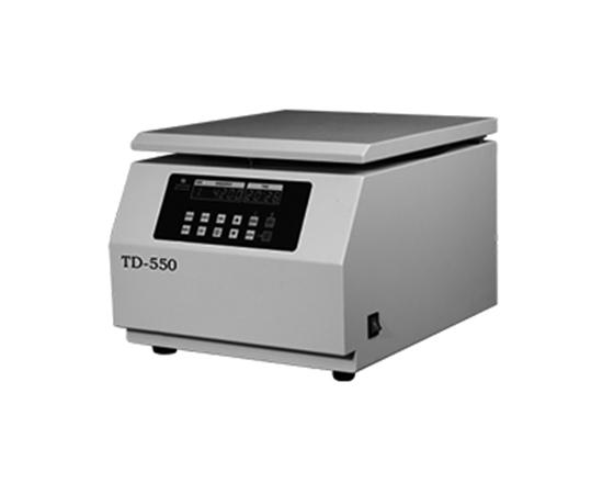 TD-550血库专用自动平衡离心机