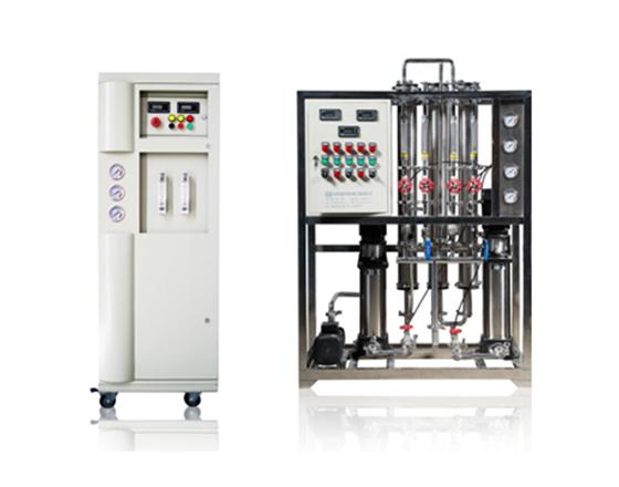 实验室纯水仪设备