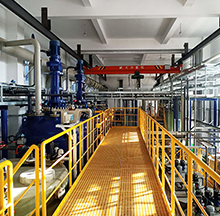 危废处置厂生产废水处理