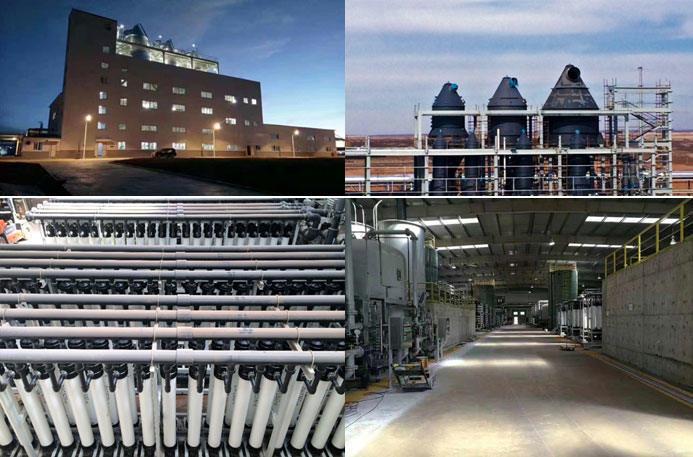 工业浓盐水资源化利用零排放
