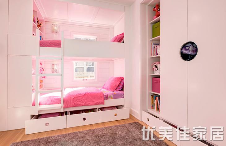 儿童房定制衣柜